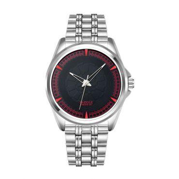 Yazole pánské elegantní hodinky 395 Černé