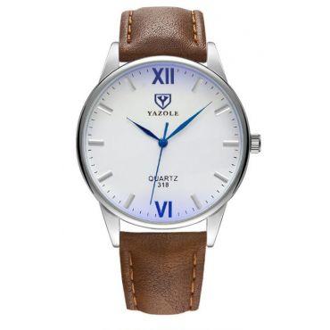 Yazole pánské hodinky 318 Bílé