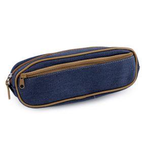 Textilní pouzdro 8x20 cm Modré