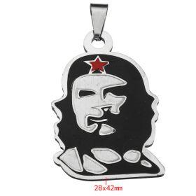Přívěsek z chirurgické oceli Che Guevara