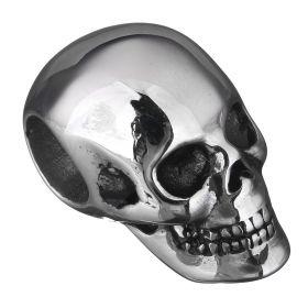 Přívěsek z chirurgické oceli - Lebka Skull