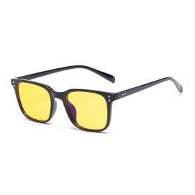 Brýle na počítač pro hráče Anti Blue Ray YWEC8 - černé