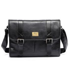 Three Box pánská taška přes rameno SALI černá