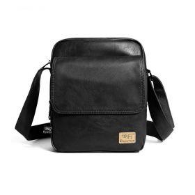 Three Box pánská crossbody taška INWORK černá