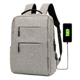 Sportovní batoh Easy Busy - šedý