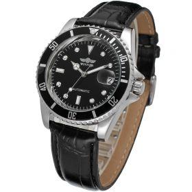 Pánské mechanické hodinky Winner WZ0304W