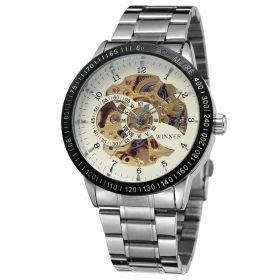Pánské mechanické hodinky Winner WH26MT7