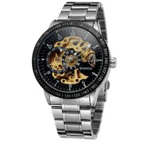 Pánské mechanické hodinky Winner WH26MT4
