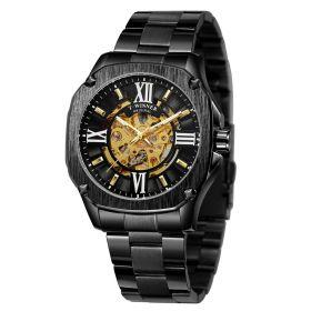T-Winner pánské automatické hodinky Cesar WRM481