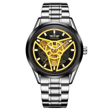 Winner pánské automatické hodinky Rotation WR4T1