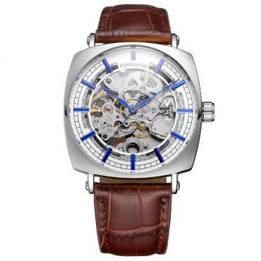 FORSINING pánské automatické hodinky Angular FSGM3S2