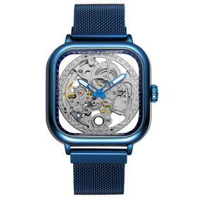 FORSINING pánské hodinky Future FSGM4B3 Modré