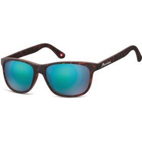 Montana sluneční brýle Modro zelené zrcadlovky MS48D