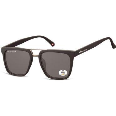 Montana polarizační sluneční brýle Cracker černé MP45