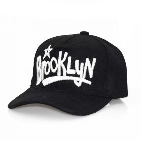 Climate® kšiltovka Brooklyn černo stříbrná