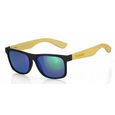PolarZone sluneční brýle polarizační Wood PZ851