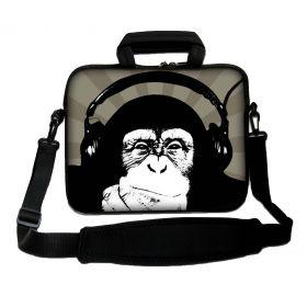 """Huado taška přes rameno 15.6"""" DJ šimpanz"""