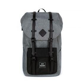 Himawari batoh USB port OKTA NR1 Šedý