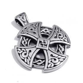 Přívěšek z chirurgické oceli Celtic Solar Cross