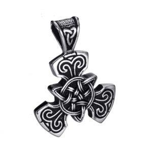 Přívěšek z chirurgické oceli CelticTrinityKnot