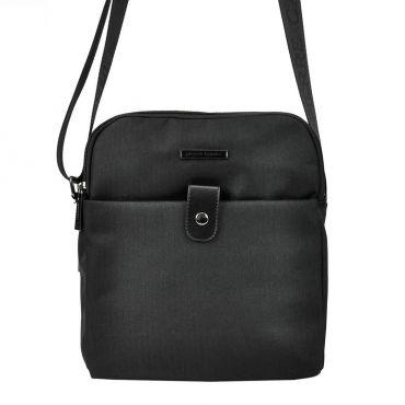 Pierre Cardin pánská taška přes rameno JEROME Černá