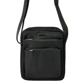 Pierre Cardin pánská taška přes rameno SERGE Černá