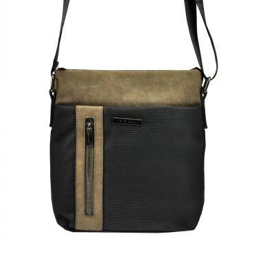 Pierre Cardin pánská taška přes rameno PASCAL Černá