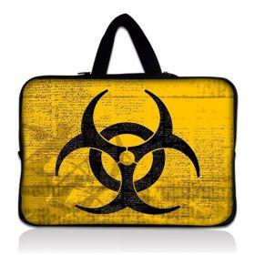"""Huado taška na notebook do 14.4"""" Biohazard"""