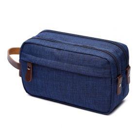 Toaletní kosmetická taška Carry Up Modrá