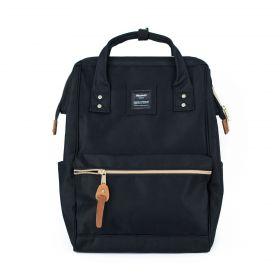 Himawari městský batoh NR11 Černý