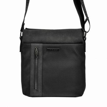 Pierre Cardin pánská taška přes rameno PASCAL Dark