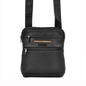 Pierre Cardin pánská taška přes rameno RENE Černá