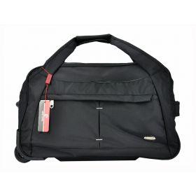 Pierre Cardin cestovní taška na kolečkách Černá