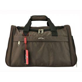 Pierre Cardin cestovní taška Borsone Hnědá