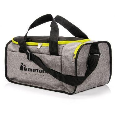 Meteor FITNESS cestovní taška 20L Šedá