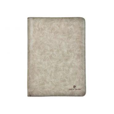 Pierre Cardin spisovka na dokumenty A4 Taupe